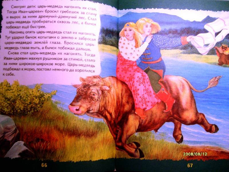 Иллюстрация 1 из 20 для Русские сказки   Лабиринт - книги. Источник: Zhanna