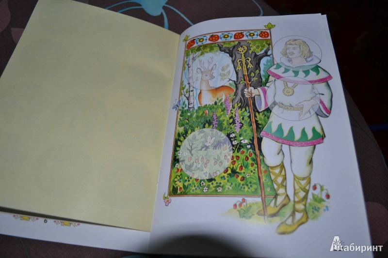 Иллюстрация 6 из 27 для Двенадцать месяцев | Лабиринт - книги. Источник: Любовь Савичева