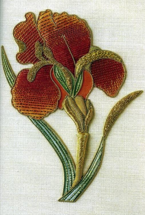 Иллюстрация 2 из 31 для Английская королевская школа вышивания - Салли Сандерс | Лабиринт - книги. Источник: * Ольга *
