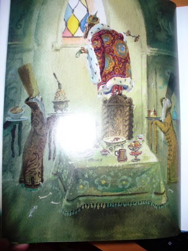 Иллюстрация 8 из 14 для Дедушкины сказки | Лабиринт - книги. Источник: Julykum