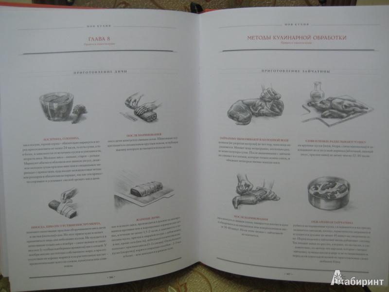 Иллюстрация 8 из 26 для Правила и тонкости кухни - Вильям Похлебкин | Лабиринт - книги. Источник: Сумкина  Наталья
