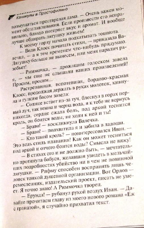 Иллюстрация 17 из 19 для Каникулы в Простофилино - Дарья Донцова   Лабиринт - книги. Источник: Zhanna
