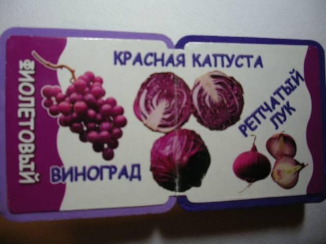 Иллюстрация 1 из 3 для Что вокруг? Цвета, овощи и фрукты | Лабиринт - книги. Источник: Tiger.