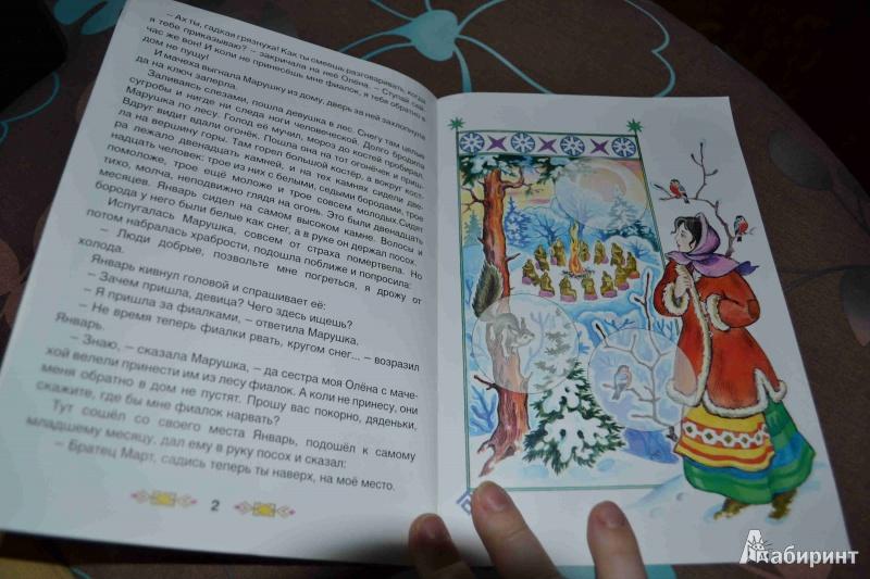 Иллюстрация 4 из 27 для Двенадцать месяцев | Лабиринт - книги. Источник: Любовь Савичева