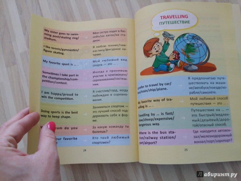 Иллюстрация 6 из 18 для Разговорные шаблоны английского языка. 2-4 классы - Марина Селиванова | Лабиринт - книги. Источник: TATARU  RADU