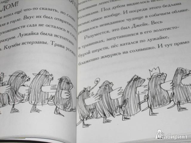 Иллюстрация 6 из 10 для Ужасный мистер Бяк! - Энди Стэнтон   Лабиринт - книги. Источник: Cherepashka