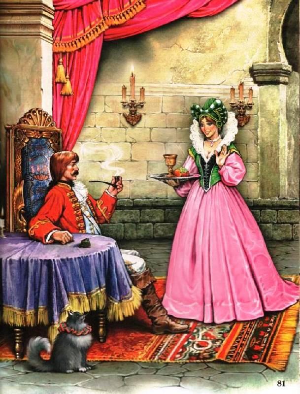 Иллюстрация 7 из 39 для Любимые волшебные сказки   Лабиринт - книги. Источник: Zhanna