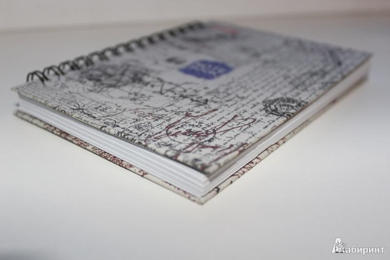 Марта, винтажные открытки тетрадь 100 листов