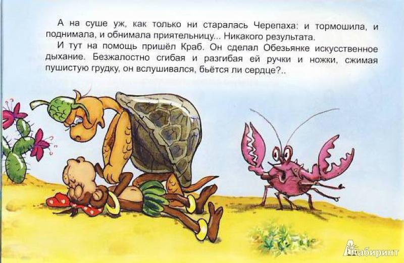 Иллюстрация 18 из 25 для Обезьяна и черепаха - С. Рунге   Лабиринт - книги. Источник: Мила