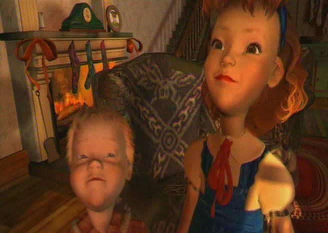 Иллюстрация 8 из 11 для Чудеса на рождество (DVD) - Джентайл, Джентайл   Лабиринт - Источник: Дочкина Мамочка