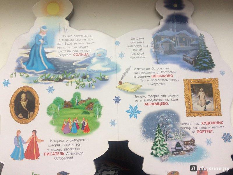 Иллюстрация 6 из 8 для Снегурочка - Дина Снежинкина   Лабиринт - книги. Источник: Шаврина  Вера