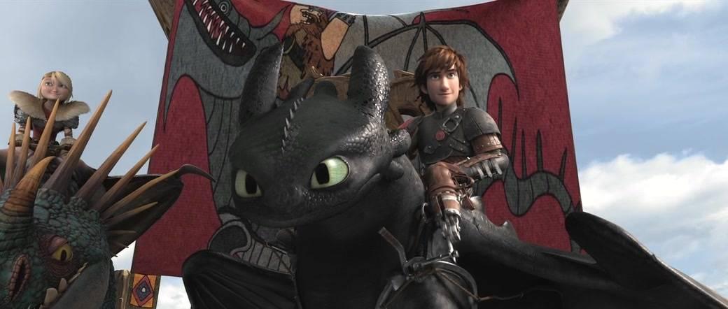 Иллюстрация 13 из 17 для Как приручить дракона 2 (DVD) - Дин Деблуа | Лабиринт - видео. Источник: angelic
