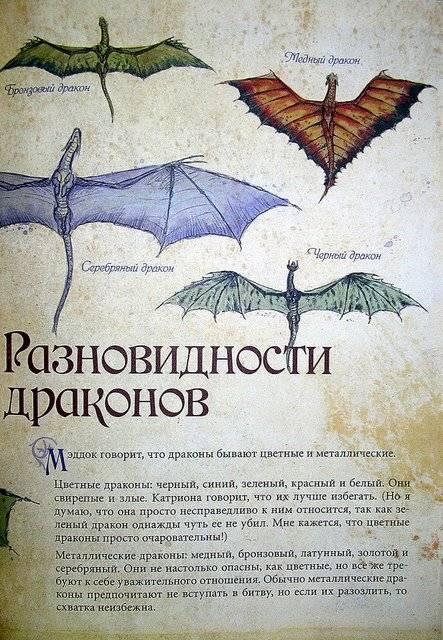 опять энциклопедия о драконах с картинками будете сами