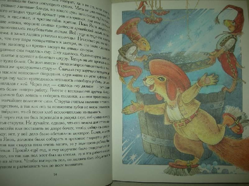 Иллюстрация 17 из 35 для Сказки - Вильгельм Гауф   Лабиринт - книги. Источник: Мартынова  Анна Владимировна