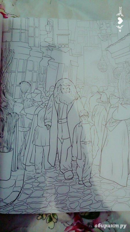 Иллюстрация 58 из 60 для Гарри Поттер. Волшебники и где их ...
