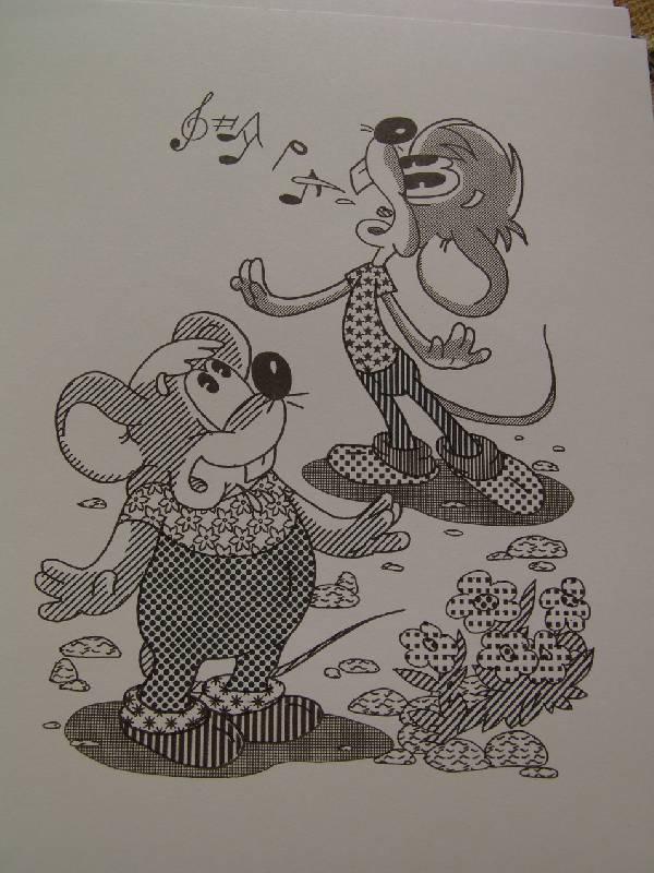 Иллюстрация 5 из 8 для Кот Леопольд и другие | Лабиринт - книги. Источник: Лаванда