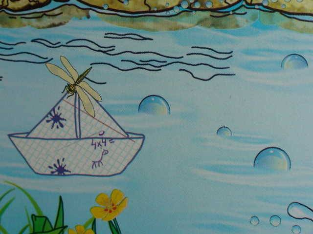 Иллюстрация 1 из 18 для На лужайке - Д. Береглезов | Лабиринт - книги. Источник: _Елена_