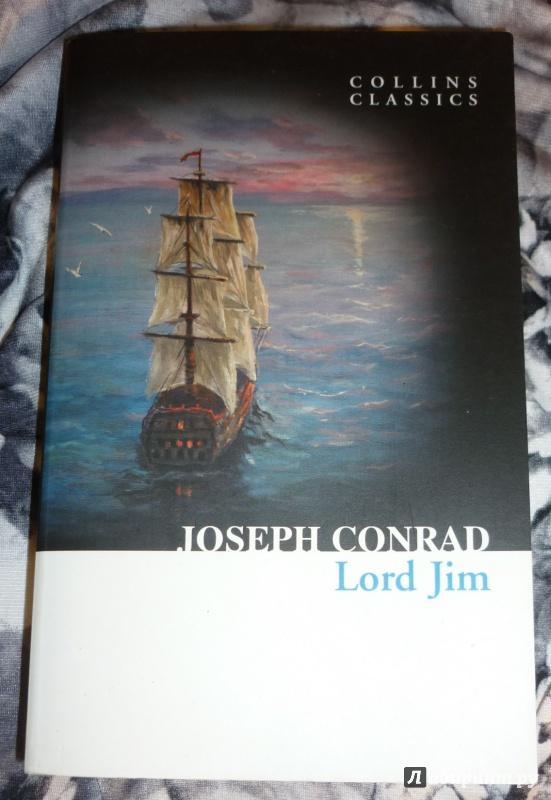 Иллюстрация 6 из 14 для Lord Jim - Joseph Conrad | Лабиринт - книги. Источник: Lapsus Linguae