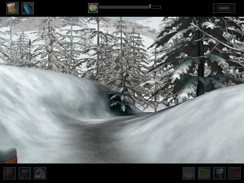 Белый волк ледяного ущелья прохождение картинки