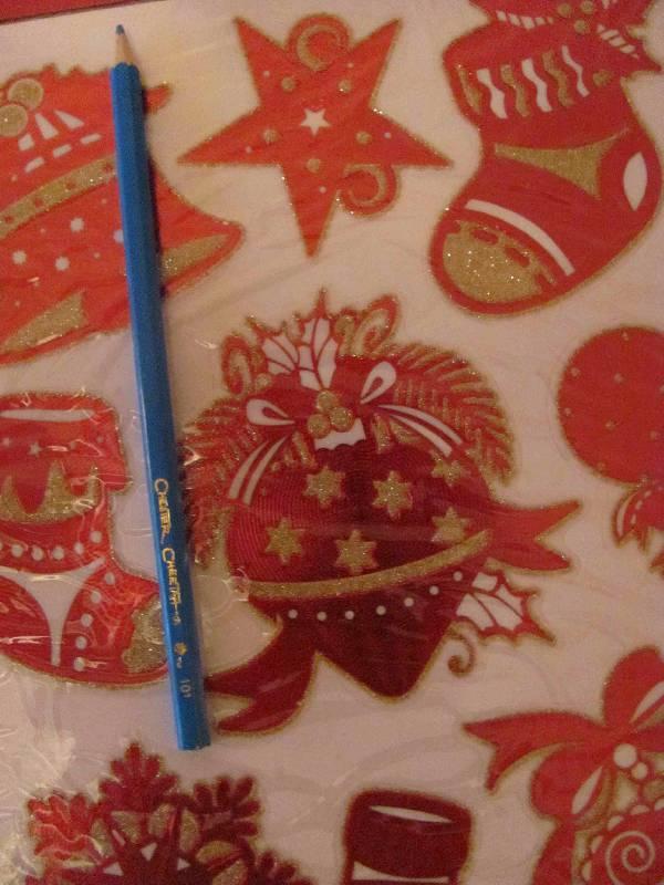 Иллюстрация 3 из 8 для Украшение новогоднее оконное (22273) | Лабиринт - сувениры. Источник: SaDacO