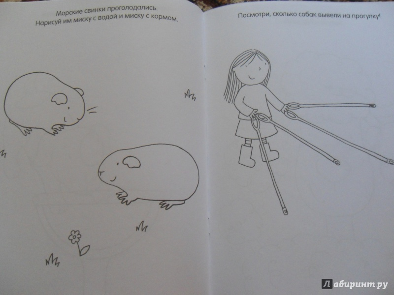 Иллюстрация 8 из 27 для Книга детского творчества. Домашние питомцы - Смрити Прасадам-Холлз   Лабиринт - книги. Источник: knigolyub