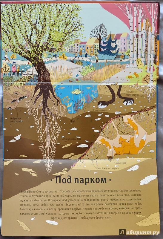 Иллюстрация 56 из 92 для Город над землей и под землей - Боманн, Уар | Лабиринт - книги. Источник: Раскова  Юлия