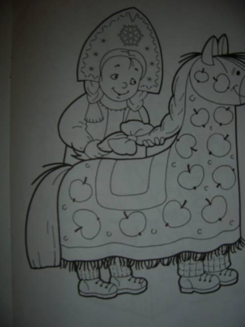 Иллюстрация 7 из 8 для КРОХА рисует Новогодние чудеса   Лабиринт - книги. Источник: Ушакова  Анна