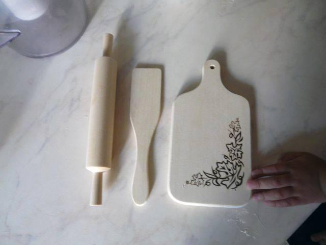 Иллюстрация 1 из 5 для Кухонный набор (3 детали) (Д-378) | Лабиринт - игрушки. Источник: Smity