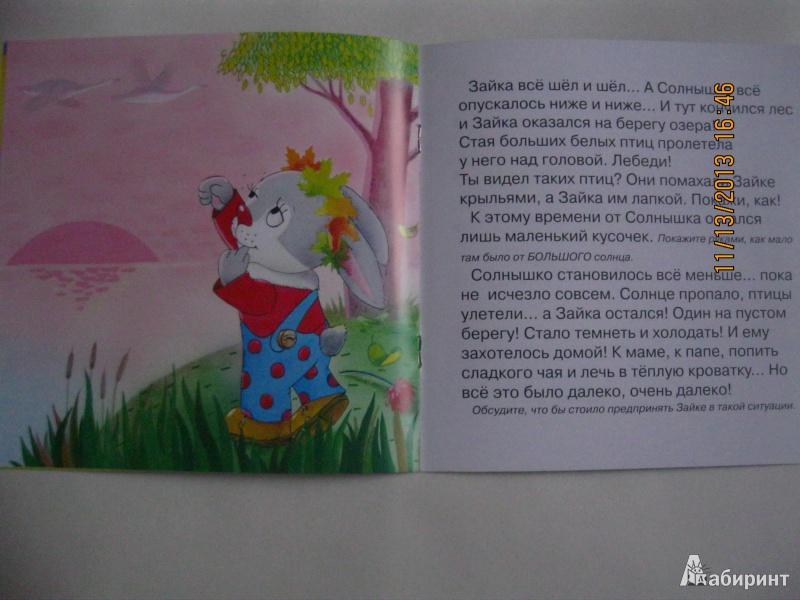 Иллюстрация 7 из 10 для Зайка потерялся - Сергей Савушкин | Лабиринт - книги. Источник: Мубаракшина  Татьяна