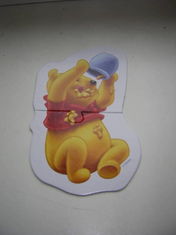 """Иллюстрация 3 из 26 для Form Puzzle """"Медвежонок Винни"""" (92201)   Лабиринт - игрушки. Источник: Лилианна"""