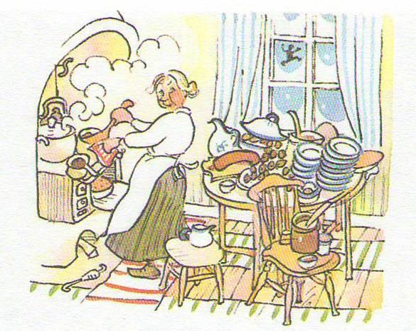Иллюстрация 13 из 31 для Чем больше, тем лучше,- сказал Эмиль из Леннеберги - Астрид Линдгрен | Лабиринт - книги. Источник: magnolia