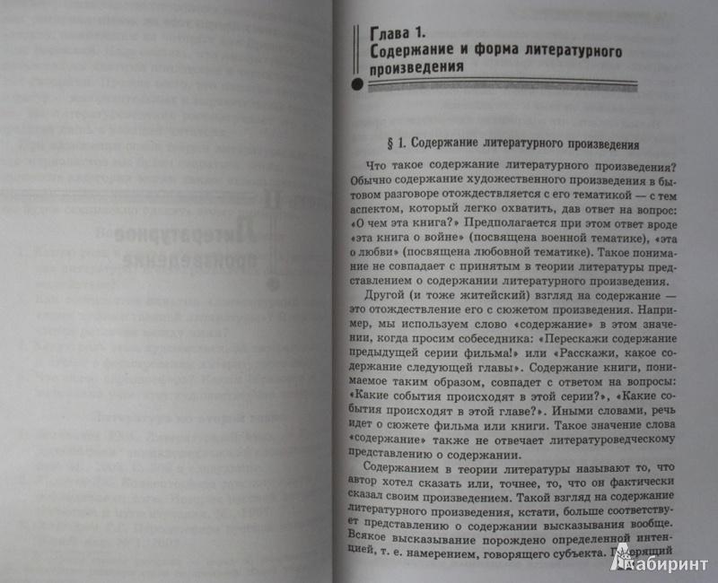 Иллюстрация 8 из 8 для Основы теории литературы - Хазагеров, Лобанов | Лабиринт - книги. Источник: olnlo