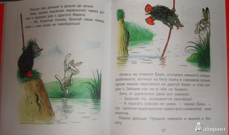 Иллюстрация 2 из 10 для Маленькие приключения - Владимир Сутеев | Лабиринт - книги. Источник: orange_viola