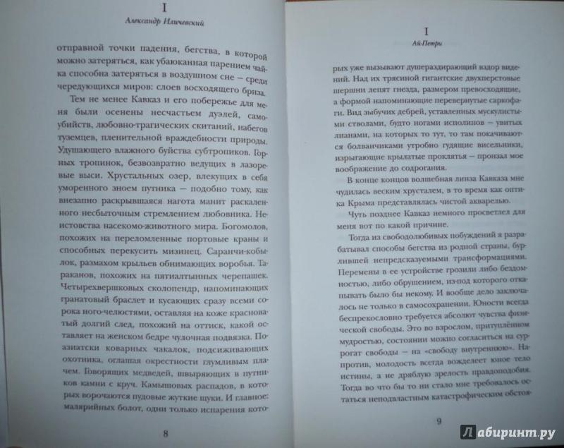 Иллюстрация 7 из 15 для Ай-Петри - Александр Иличевский   Лабиринт - книги. Источник: Благинин  Юрий