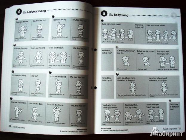 Иллюстрация 9 из 14 для Longman Young Children's Picture Dictionary. Activity Resource Book   Лабиринт - книги. Источник: Данькин