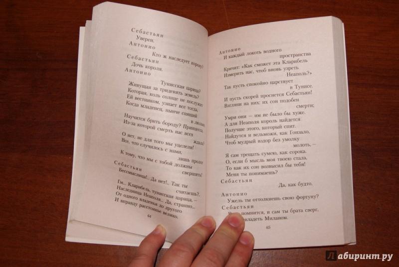 Иллюстрация 12 из 15 для Буря: Трагикомедия - Уильям Шекспир | Лабиринт - книги. Источник: М.Т.В.