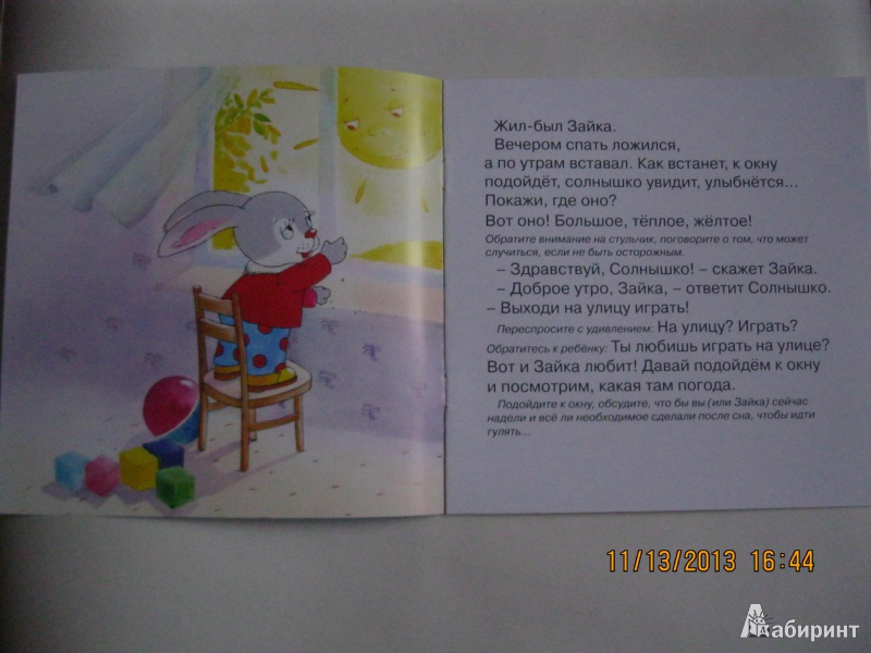 Иллюстрация 3 из 10 для Зайка потерялся - Сергей Савушкин | Лабиринт - книги. Источник: Мубаракшина  Татьяна