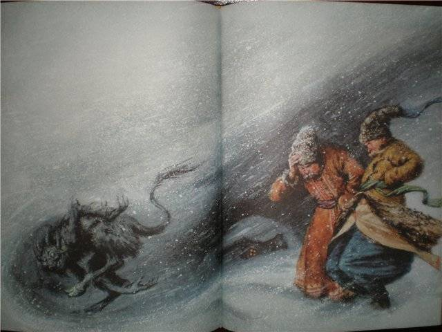 Иллюстрация 22 из 94 для Вечера на хуторе близ Диканьки - Николай Гоголь | Лабиринт - книги. Источник: Гостья