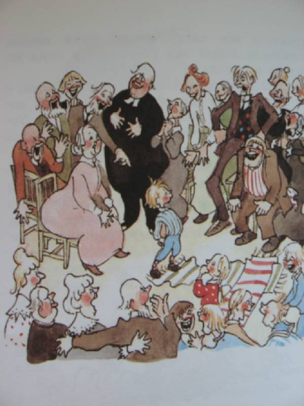 Иллюстрация 24 из 31 для Чем больше, тем лучше,- сказал Эмиль из Леннеберги - Астрид Линдгрен | Лабиринт - книги. Источник: Юта