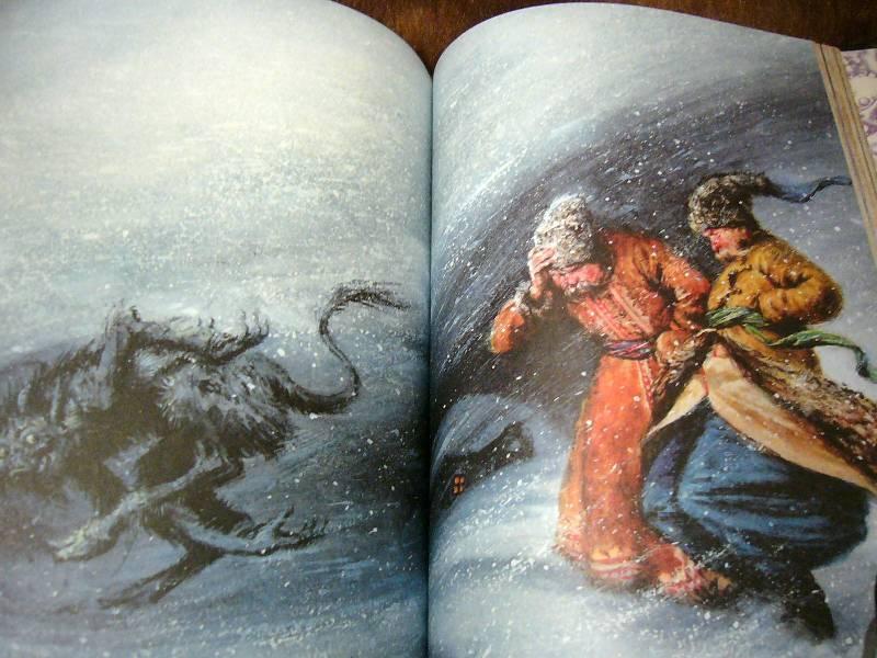 Иллюстрация 90 из 94 для Вечера на хуторе близ Диканьки - Николай Гоголь | Лабиринт - книги. Источник: Nika
