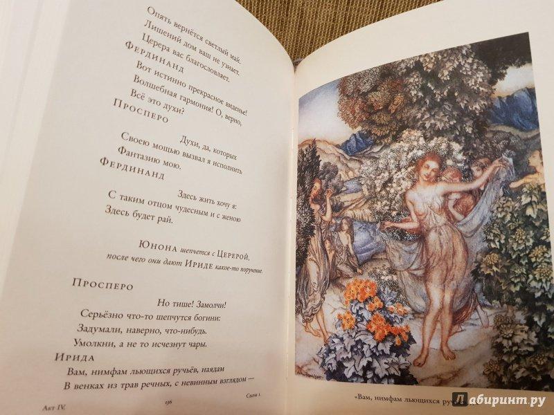 Иллюстрация 30 из 72 для Буря - Уильям Шекспир | Лабиринт - книги. Источник: Алексей Гапеев