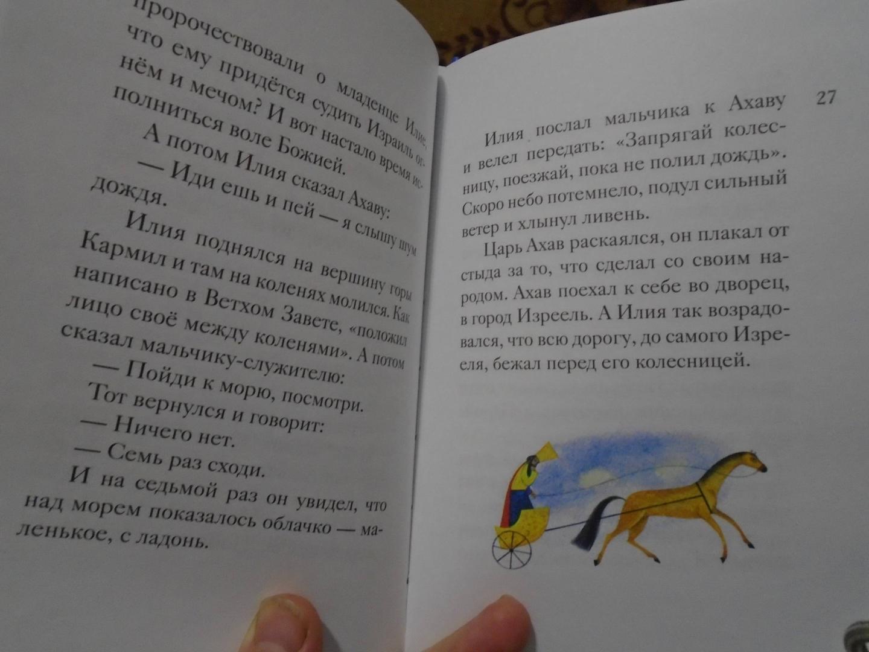 Иллюстрация 12 из 28 для Житие пророка Илии в пересказе для детей - Татьяна Коршунова | Лабиринт - книги. Источник: Лабиринт