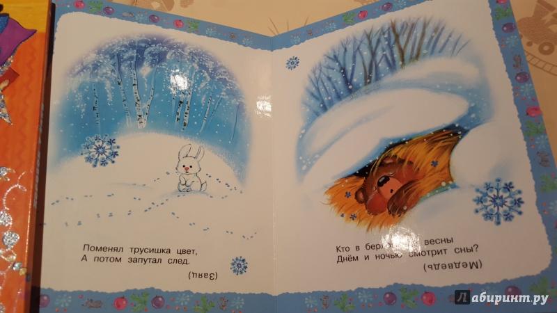 Иллюстрация 6 из 8 для Загадки Деда Мороза - Владимир Степанов | Лабиринт - книги. Источник: Ола-ола