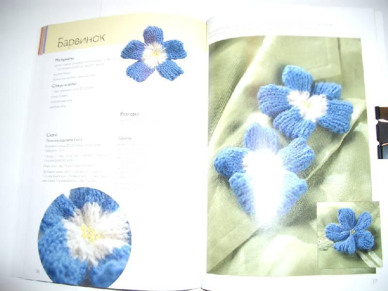 Иллюстрация 17 из 39 для Вязаные цветы: 20 проектов - Сьюзи Джонс   Лабиринт - книги. Источник: Afalina