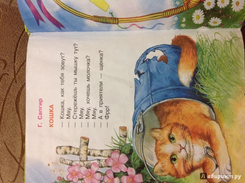 Иллюстрация 18 из 21 для Любимые стихи   Лабиринт - книги. Источник: Савелова  Юлия
