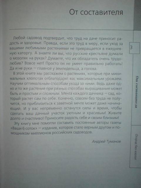 Иллюстрация 2 из 20 для Огород без хлопот - Андрей Туманов | Лабиринт - книги. Источник: Настёна