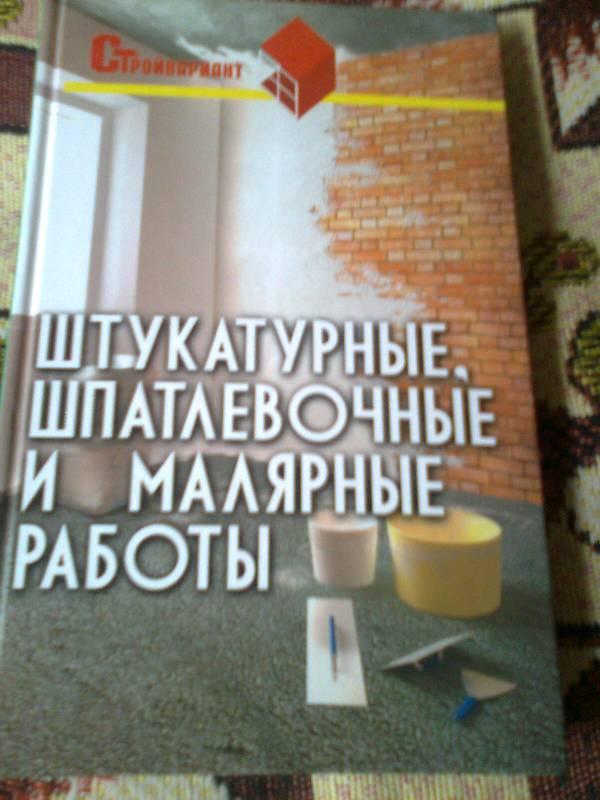 Иллюстрация 1 из 5 для Штукатурные, шпатлевочные и малярные работы - Вадим Руденко | Лабиринт - книги. Источник: Olga V