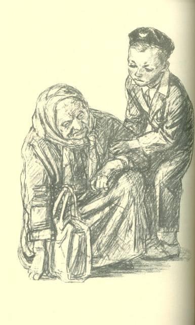 Осеева бабка картинки к рассказу