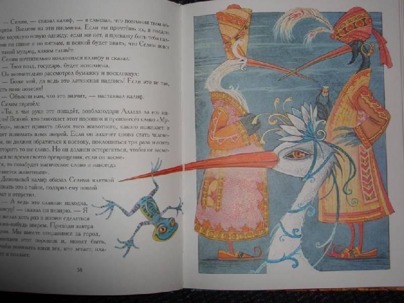 Иллюстрация 28 из 35 для Сказки - Вильгельм Гауф | Лабиринт - книги. Источник: sher