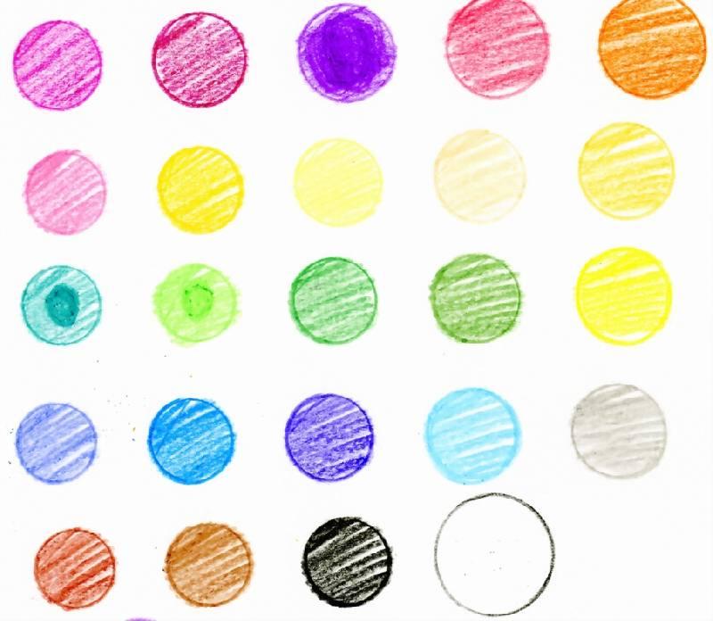 Иллюстрация 3 из 7 для Карандаши масляные 24 цвета (12С 874-08) | Лабиринт - канцтовы. Источник: * Ольга *